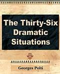 The Thirty Six Dramatic Situations Cover