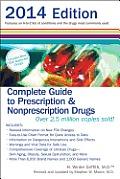 Complete Guide to Prescription & Nonprescription Drugs 2014