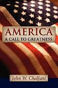 America A Call To Greatness
