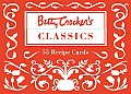 Betty Crockers Classics 55 Recipe Cards With Recipe CardsWith Dividers