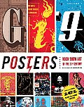 Gig Posters, Volume 1: Rock Show Art of the 21st Century Cover
