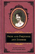 Pride and Prejudice and Zombies Deluxe Edition Cover
