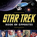 Star Trek Book of Opposites Cover