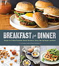 Breakfast for Dinner Recipes for Frittata Florentine Huevos Rancheros Sunny Side Up Burgers & More