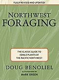 Northwest Foraging: The Classic Guide to Edible Plants of the Pacific Northwest Cover