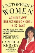 Unstoppable Women Achieve Any Breakthrough Goal in 30 Days
