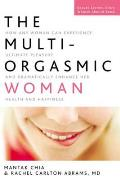 The Multi-Orgasmic Woman: Discover Your Full Desire, Pleasure, and Vitality Cover