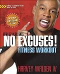 Harvey Waldens No Excuses Fitness Workout