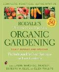 Rodale's Ultimate Encyclopedia of Organic Gardening: The Indispensable Green Resource for Every Gardener Cover