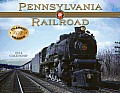 Cal 2014 Pennsylvania Railroad