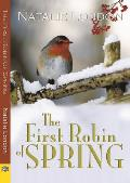The First Robin of Spring