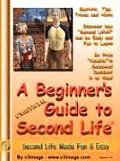Beginners Guide To Second Life