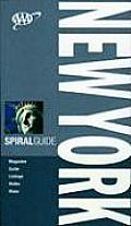 AAA Spiral New York, 5th Edition (AAA Spiral Guides: New York)