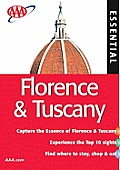 AAA Essential Florence & Tuscany, 8th Edition (AAA Essential Guides: Florence & Tuscany)