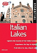 AAA Essential Italian Lakes 7th Edition