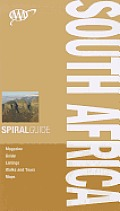AAA Spiral South Africa (AAA Spiral Guides: South Africa)
