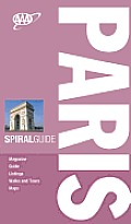 AAA Spiral Paris (AAA Spiral Guides: Paris)