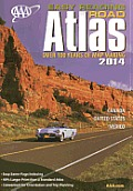 AAA Easy Reading Road Atlas 2014