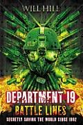 Department 19 03 Battle Lines