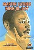 Martin Luther King Jr., Day with Paperback Book(s)