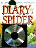 Diary of a Spider [With Hardcover Book]