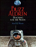 Reaching For The Moon With CD by Buzz Aldrin