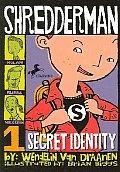 Shredderman: Secret Identity 1 PB/2 Cass Set (Shredderman)