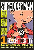 Secret Identity [With Paperback Book]