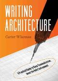Writing Architecture