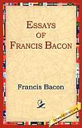 Essays of Francis Bacon Cover