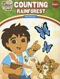 Counting Rainforest Go Diego Go Prek Wkb