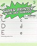 Super Printer Wipe-Off Boards