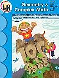 Skill Builders Math Grade 5 Geometry & Complex Math Workbook