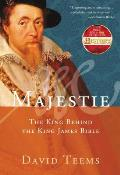 Majestie: The King Behind the King James Bible Cover