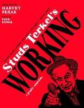 Studs Terkel's Working: A Graphic Adaptation Cover