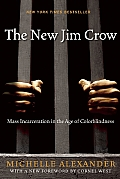 The New Jim Crow: Mass Incarceration in the Age of Colorblindness Cover