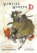 Vampire Hunter D Novel 01