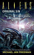 Aliens: Original Sin by Michael Jan Friedman