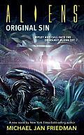 Aliens: Original Sin by Michael Ja Friedman