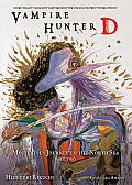 Vampire Hunter D Volume 8 Mysterious Journey to the North Sea Part 2