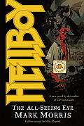 Hellboy Volume 2: The All-Seeing Eye Cover