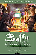 Buffy the Vampire Slayer Volume 3: Wolves at the Gate Cover