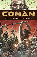 Conan #06: The Hand of Nergal Cover