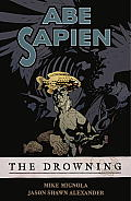 Abe Sapien 01 The Drowning