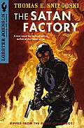 Satan Factory Lobster Johnson Hellboy