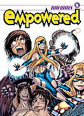 Empowered, Volume 5 Cover