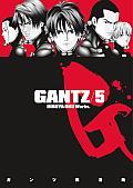 Gantz #05: Gantz, Volume 5