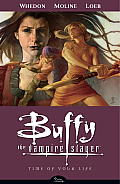 Buffy the Vampire Slayer Season 8 #04: Time of Your Life  Cover