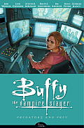 Buffy the Vampire Slayer #5: Season 8 Predators and Prey Cover