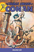 Savage Sword Of Conan 06